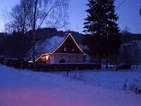 Chrastice, vánoce - pronájem chalupy Staré město pod Sněžníkem - Chrastice