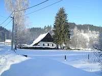 Chrastice, zima - Staré město pod Sněžníkem - Chrastice