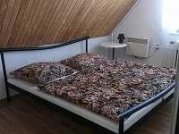 Chata Potůčník - ložnice1