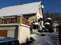 Chata Potůčník - zima