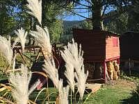 Podzim - dětský domeček #chatavankovka