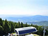 Ski areál Kouty - rozhledna