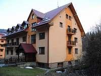 ubytování Ski areál JONAS PARK Ostružná Apartmán na horách - Horní Lipová