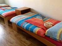Apartmán Zlatá stezka - ložnice