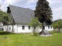 Chaty a chalupy Vrbno pod Pradědem - rybníky na chalupě k pronájmu - Holčovice