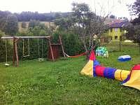 Chalupa ORSSI-zahrada