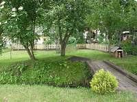 Klidová část zahrady