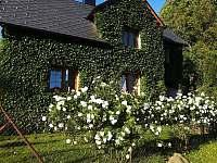Rekreační dům na horách - okolí Bobrovníku