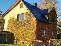 podzimní hra barev :) - rekreační dům k pronajmutí Lipová-lázně