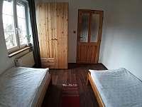 pokoj vedle jídelny - pronájem rekreačního domu Lipová-lázně