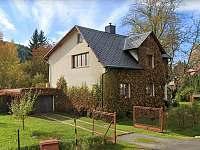 Rekreační dům na horách - dovolená Rybník Florian rekreace Lipová-lázně
