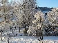zimní zahrada - Lipová-lázně