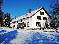 ubytování  v apartmánu na horách - Králíky - Horní Lipka