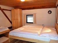 Menší ložnice - 3osoby