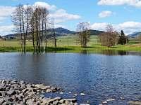 Rybník v Horní Lipce