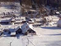 Penzion ubytování v obci Raškov