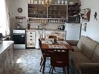 Kuchyně s jídelní sestavou - Krnov