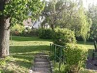 Zahrada chalupy