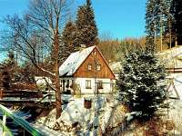 Chalupa Waldenburg - k pronajmutí Bělá pod Pradědem - Domašov