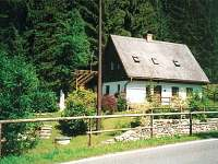 Chalupa Waldenburg Domašov
