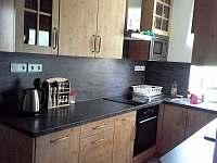 Kuchyň - Rudná pod Pradědem