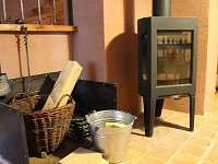 krb ve společenské místnosti - rekreační dům k pronajmutí Vrbno pod Pradědem