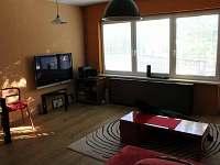 obývací pokoj - rekreační dům k pronajmutí Vrbno pod Pradědem