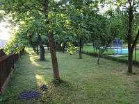 zahrada - Vrbno pod Pradědem