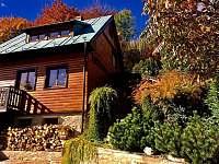 Amálka na podzim - chata ubytování Ludvíkov pod Pradědem