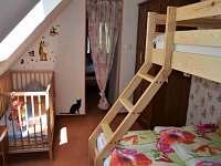Ložnice 3 - s dětskou postýlkou