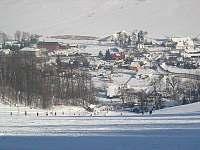 Ski areál Oáza Loučná nad Desnou - chalupa k pronajmutí
