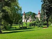 Zámecký park Loučná nad Desnou -