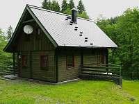 Chata Klepáčov - ubytování Sobotín - Klepáčov