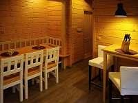 jídelna - chata k pronájmu Sobotín - Klepáčov