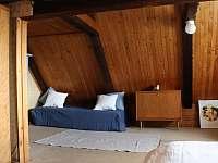 Ložnice v horním patře - Vrbno pod Pradědem - Železná
