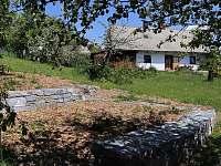 Zahrada - chalupa k pronajmutí Vrbno pod Pradědem - Železná