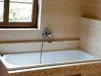 Koupelna s vanou