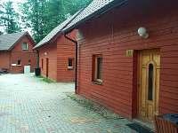 Chata k pronajmutí - okolí Karlova pod Pradědem