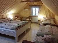 Chata Vanilka - pronájem chaty - 25 Bělá pod Pradědem