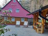 Chata Vanilka - chata ubytování Bělá pod Pradědem - 5