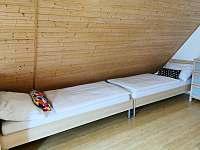 Apartmán číslo 1 ložnice - ubytování Dolní Moravice