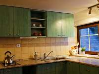apartmán číslo 5, kuchyň