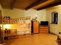 apartmán číslo 5, ložnice pro 4