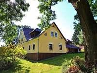 Dolní Moravice léto 2019 ubytování