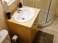 koupelna apartmán číslo 1