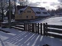 Apartmán na horách - zimní dovolená Dolní Moravice