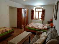 Pokoj č.2 - chalupa ubytování Malá Morávka