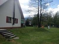 Chata Madlenka Domašov - Boční pohled - pronájem