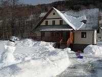 Chata k pronájmu - zimní dovolená Domašov