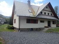 Chata Madlenka Domašov - Zadní pohled - ubytování Domašov